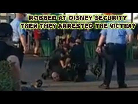 YouTuber Jason Ethier arrested at Disney's Magic Kingdom for