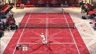 Virtua Tennis 3 - Unlocked Duke Achievement