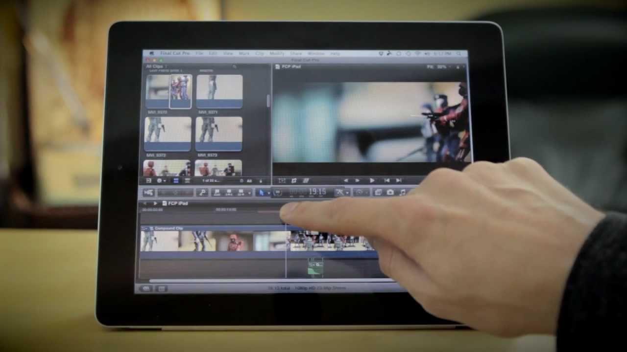 Mac Mini with iPad Pro Display