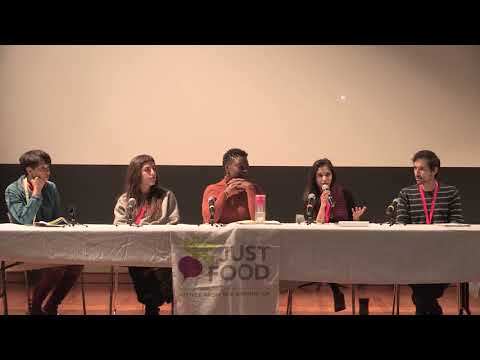 Growing Food, Growing Power: The Future of Urban Ag in NYC - Just Food Conference 2018