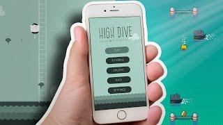 KOLEJNA DYSKRYMINACJA + KONKURS | High Dive & Splish Splash Pong  - Mobilne Granie [#23]