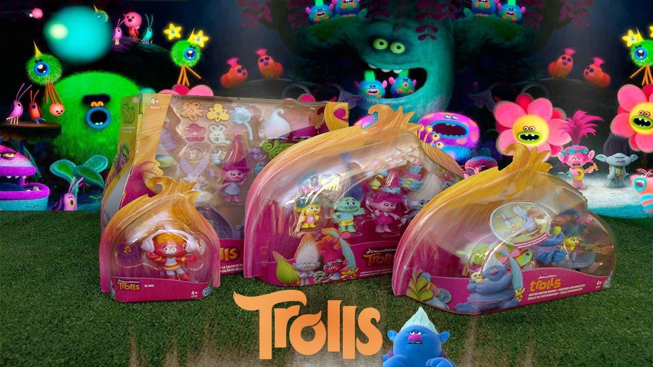 Unboxing juguetes trolls videos juguetes en espa ol youtube for Casa de juguetes para jardin