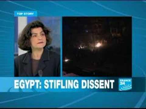 Egypt: stifling dissent