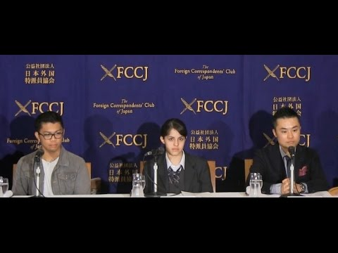 "Jotaro Kato, Dula Daniel Ortega & Zoljalalian Narin: ""Undocumented Children in Japan"""