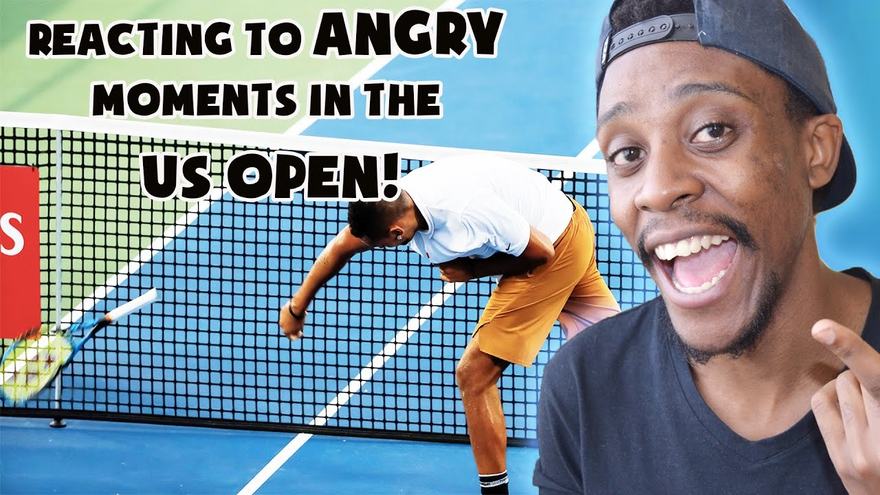 SOUTH AFRICAN REACTS to US OPEN MELTDOWNS | US Open Tennis