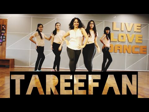 TAREEFAN DANCE  EASY MOVES GROUP CHOREO VEEREY DI WEDDING