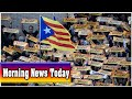 Tens of thousands demand release of catalan officials after pro-independence drive