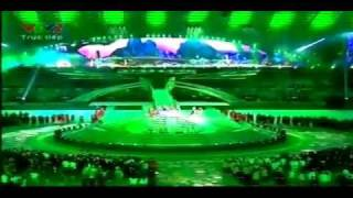 26th Sea Games 2011 | Closing Ceremony | Laskar Pelangi Ensemble: Anak Pelangi & Sahabat Alam