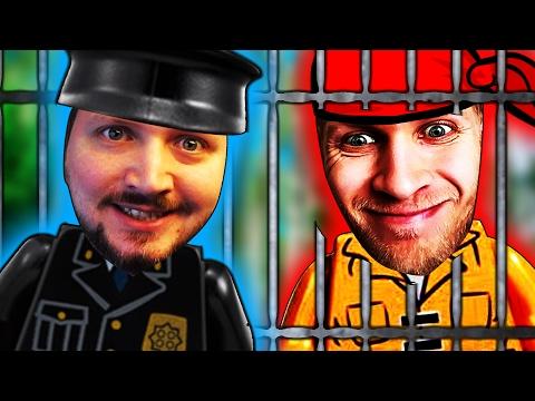 COMKEAN & DME I FÆNGSEL?! #1 - Dansk Roblox: Minigames