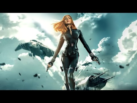 Scarlett Johansson BLACK WIDOW SCENES Avengers Ultron