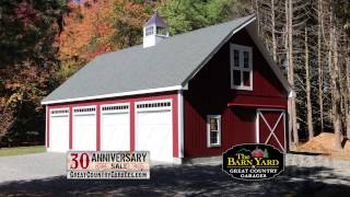 The Barn Yard Tv Commercial - Original - Anniversary Sale