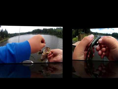 Bass Fishing Tenmile Lakes