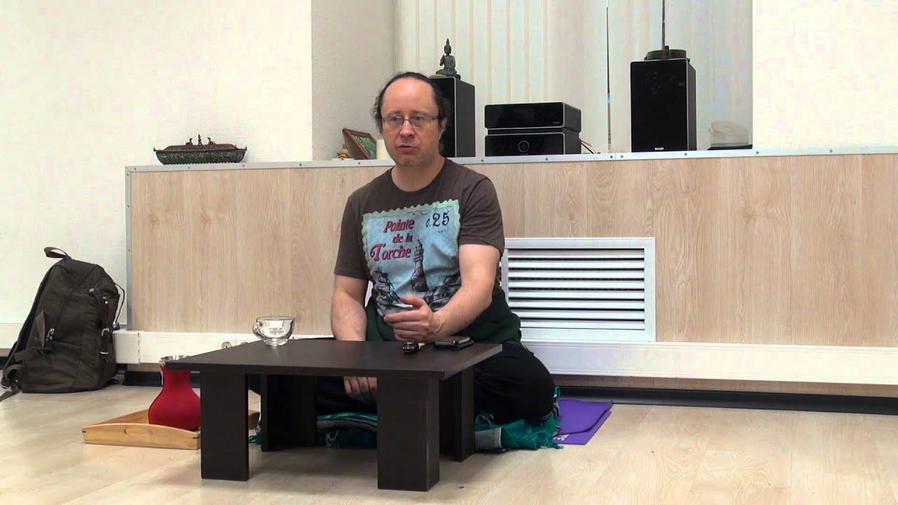 Игорь Берхин. Медитация в мегаполисе. Лекция, Киев, 14.12.2012.