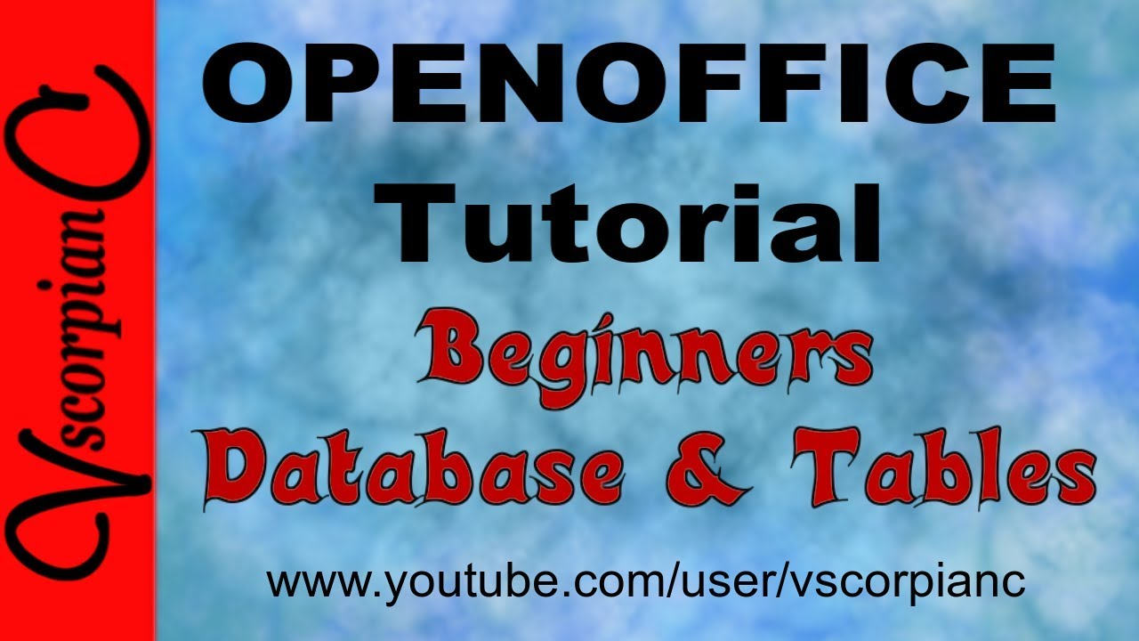 how to create formula in openoffice database