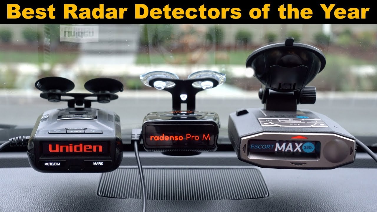 Best Radar Detectors - Are You Still PAYING For Speeding in