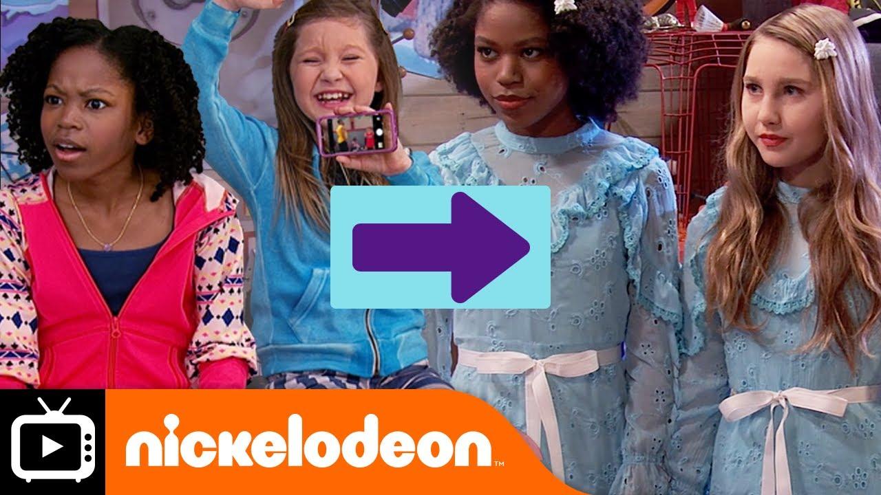 Henry Danger | Piper and Charlotte Through the Years | Nickelodeon UK