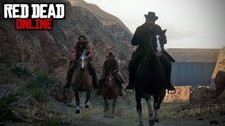 Red Dead Online #2 - Mr. Alfredo