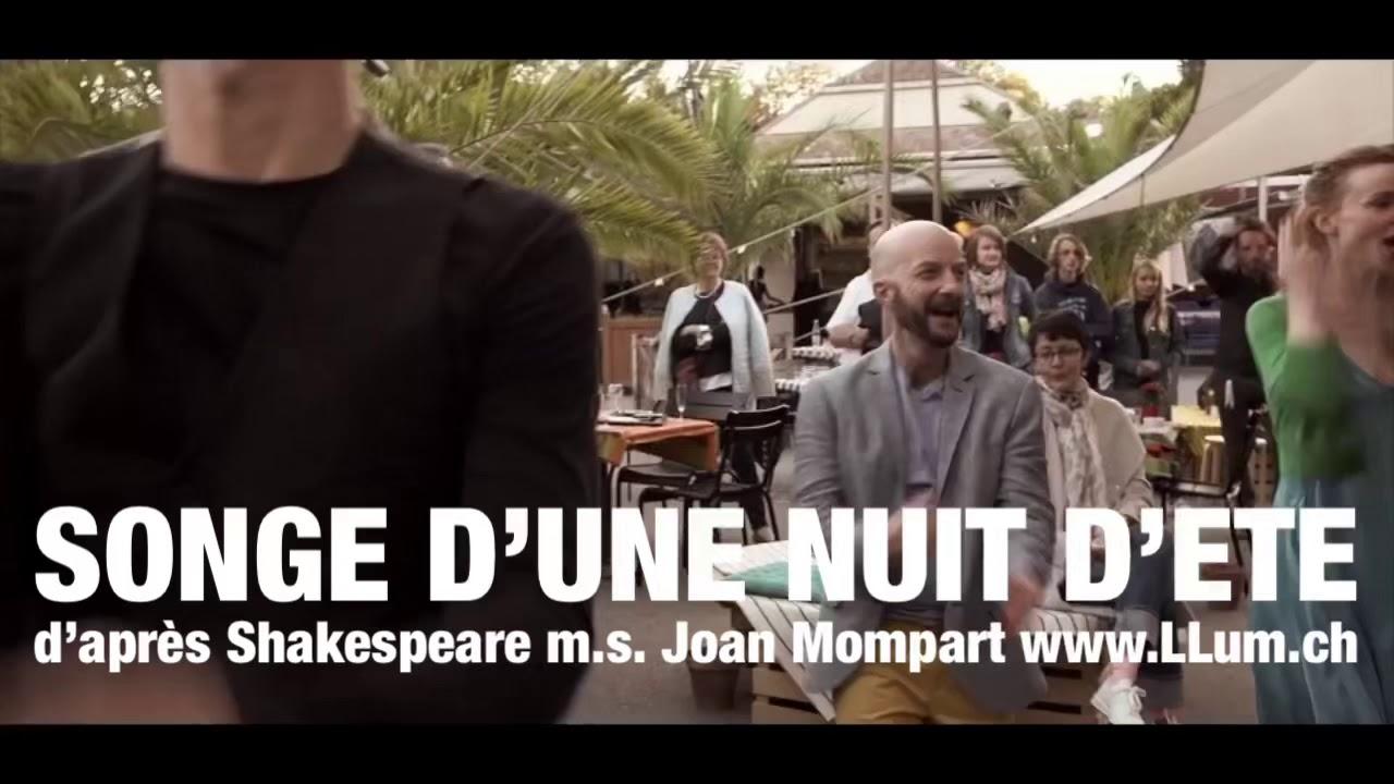 SONGE D'UNE NUIT D'ÉTÉ  Shakespeare / LLum Teatre / Joan Mompart