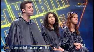 300 euros por aguantar la risa en El Hormiguero 3.0