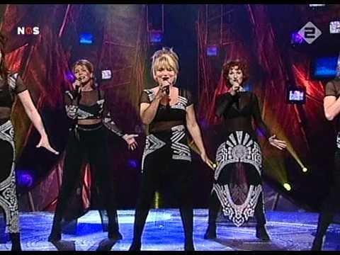 Mrs.Einstein - Niemand heeft nog tijd HD - Eurovision Song Contest 1997 Netherlands - Net als toen
