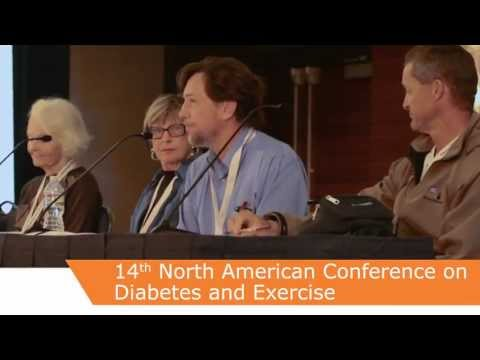 14th North American Conference on Diabetes and Exercise, The Greatest Awards Show in Diabetes