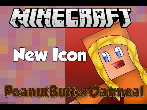 Minecraft: New icon speedart