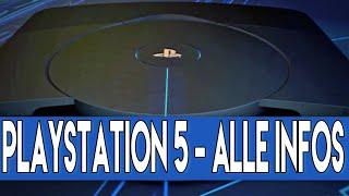 PlayStation 5 - Alle Infos - Die du BRAUCHST - Releasedatum, Preis, die neuesten Leaks