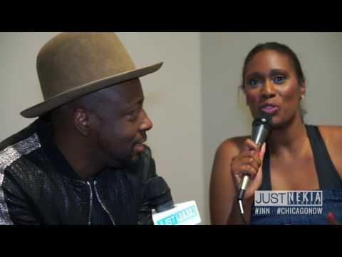Wyclef Jean Interview With Nekia Nichelle