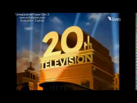 30th Century Fox Television 20th Television Logo Combo