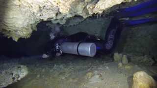 Sidemount Diving - Breaking in the New Kid