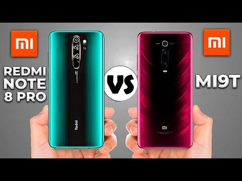 Redmi Note 8 Pro Vs Xiaomi Mi 9T / Стоит ли переплачивать?