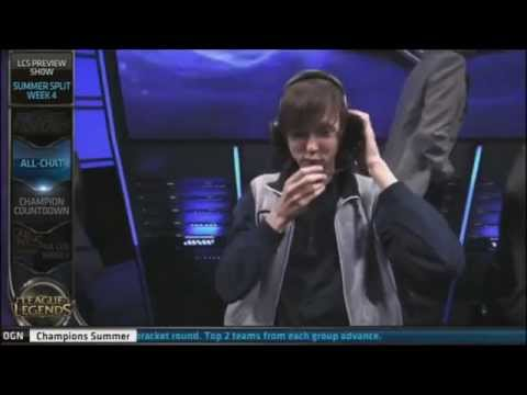 ALL of LCS All Chat Summersplit 2014 (ALL WEEKS)