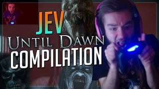 Until Dawn Scariest/Funniest Moments Compilation!