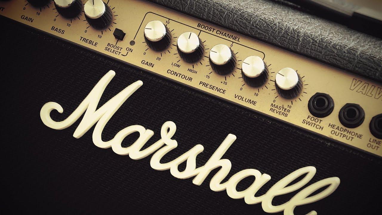 Guitar Amp White Noise | Amplifier Hiss | Amp Buzz / Amp Hum 10 Hours