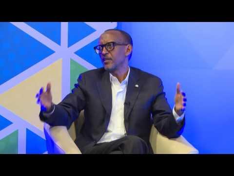 President Kagame interview on Rwanda Television | Kigali, 25 June 2017