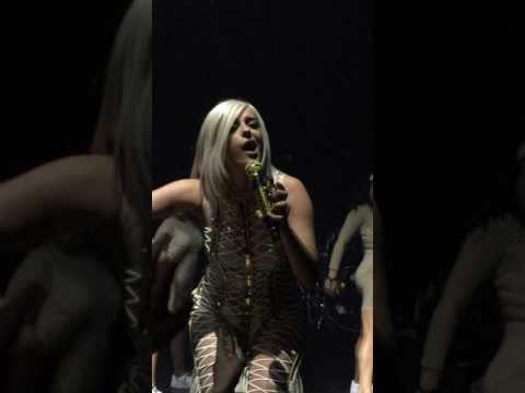 Bebe Rexha Gateway Drug   Live All Your Fault Europe Tour London Koko 18.05.17