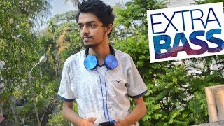 Sony XB450 EXTRA BASS Headphone Review! Its BOOM!