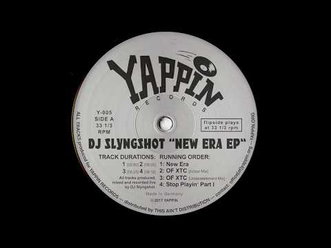 DJ Slyngshot - New Era