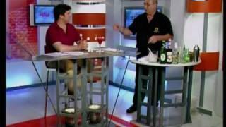 Cocteles Sin Alcohol: Mojito, Daiquirí De Fresa, Caipirinha