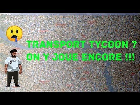 Transport Tycoon Deluxe : on y joue encore !  