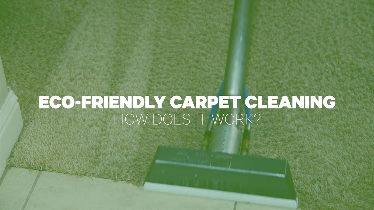 Eco Friendly Carpet Cleaning How Does It Work