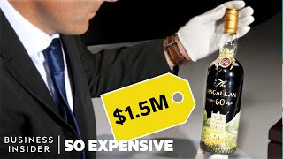 Why Single Malt Whisky Is So Expensive | So Expensive Video