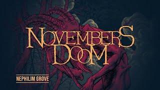 Novembers Doom - Nephilim Grove official lyric video