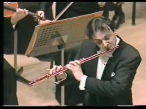 Khatchaturian flute concerto - Philippe Bernold, flute