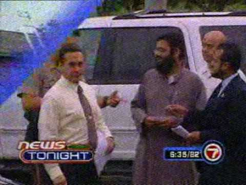 Islamic School of Miami Vandalized Channel 7