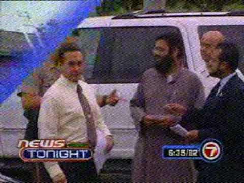 Islamic School of Miami Vandalized Channel 7