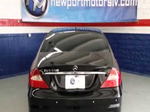 2008 Mercedes Benz Cls Class Las Vegas Nv Youtube