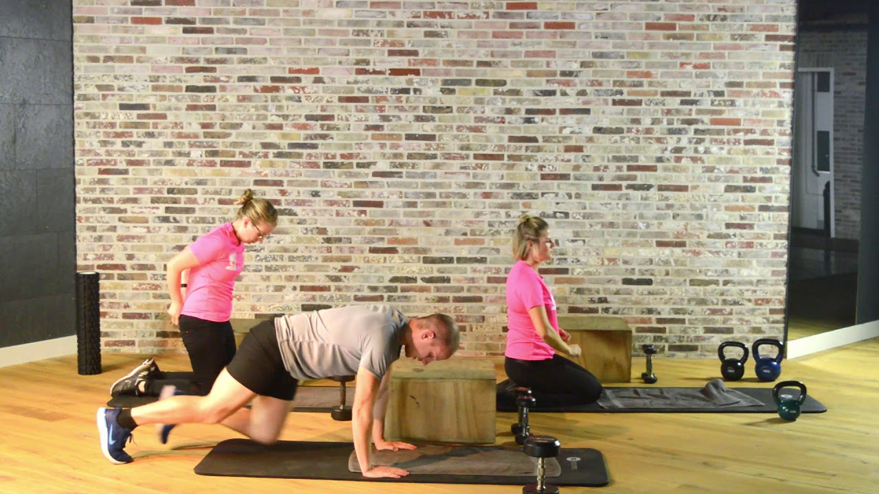 Workout 2 | Lifestyle Change
