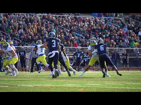Maine Football 2017 Highlights