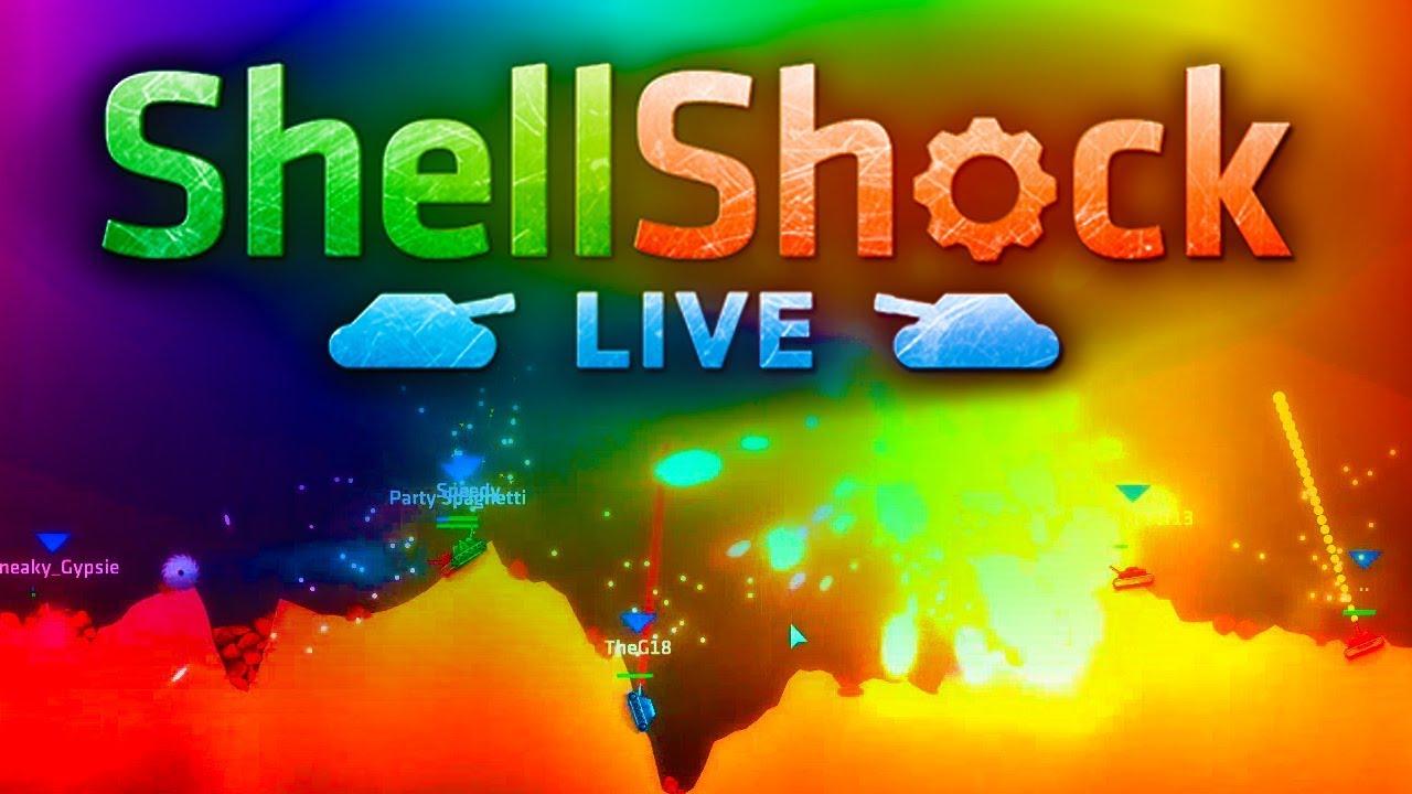 TOXIC LEVEL SHAMING! - ShellShock Live